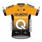 Quadis Trek equipo